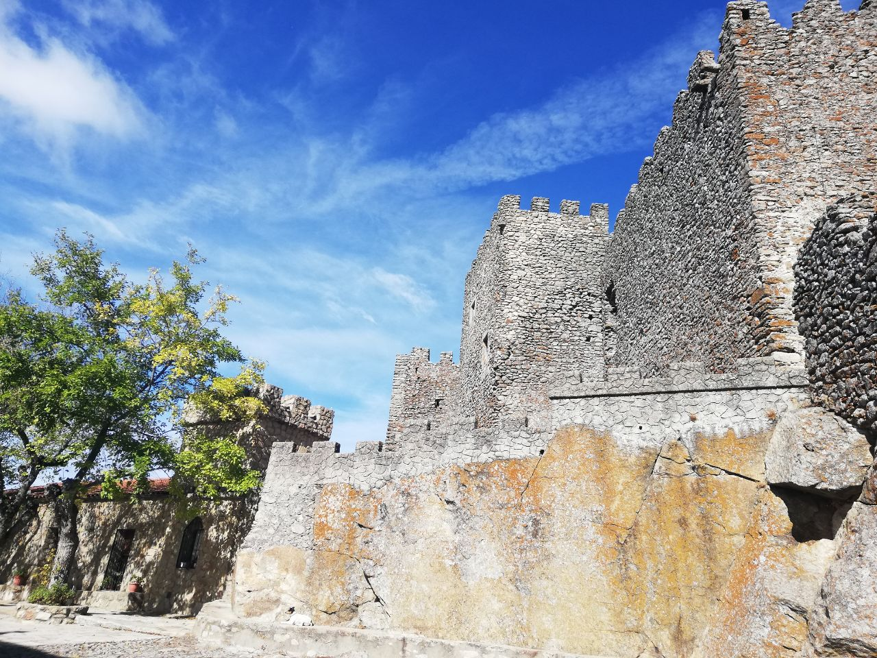 caceres fortress