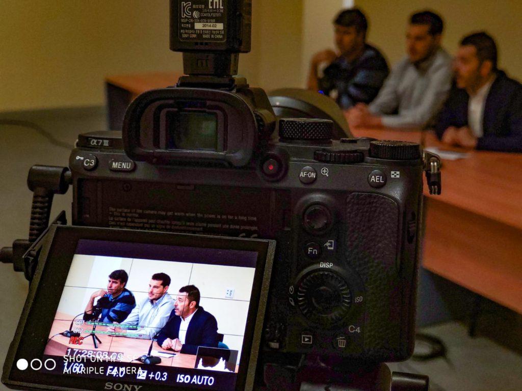 conference recording media
